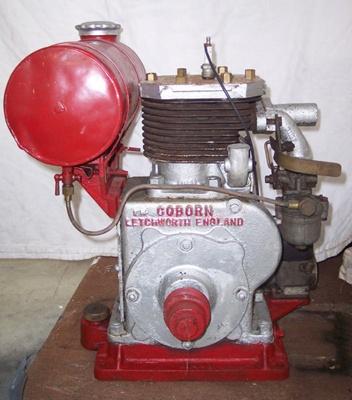 Coborn Engine; Coborn; 2010.2.6