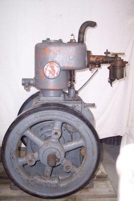 Anderson 3 HP Engine; Anderson; 1925; 2010.2.48