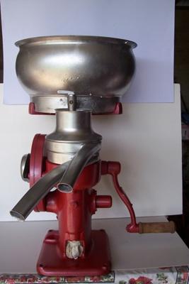 Cream Separator; R A Lister & Co; C1920; 2010.1.9 A
