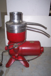 Lister Cream Separator - Base; Lister; 2010.1.62A