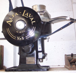 Cream Separator (303038); R A Lister; C 1944; 2010.1.7A