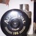 Cream Separator - Base & Cover; Alfa-Laval; 1940; 2010.1.44 A & B