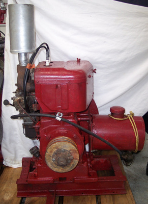 Wisconsinb 2 Cylinder In Line Petrol; Wisconsin; 1930; 2010.2.44