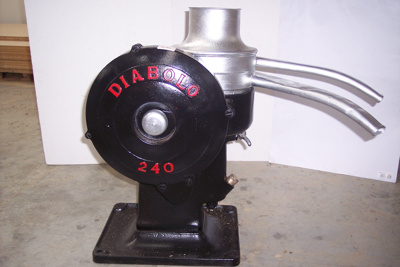 Diabolo Cream Separator - Base; Diabolo; C 1920; 2010.1.54A