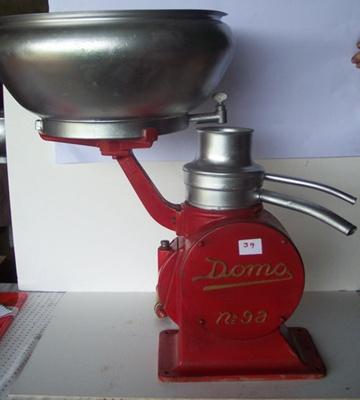 Cream Separator - Base; Domo; C 1930; 2010.1.23 A