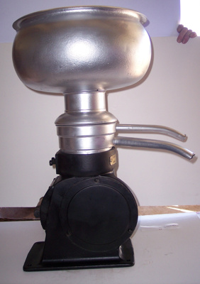 Cream Separator Base; Delaval; C 1930; 2010.1.14 A