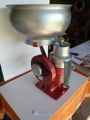 Cream Separator; R A Lister; 2010.1.3 A