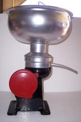 Cream Separator - Base; McCormick-Deering; C 1920; 2010.1.13A