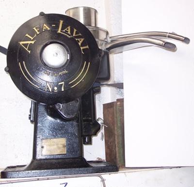 Cream Separator - Base; Alfa-Laval; C 1920; 2010.1.30A