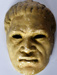 Mask of a Maori; Molly Macalister; 1942; 10