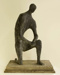 Figure of a man; Molly Macalister; 1953; 18