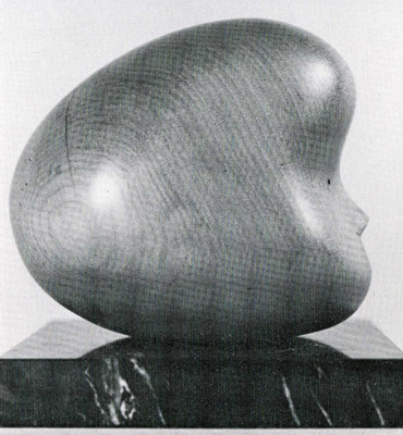Head of a Baby; 1954 - 1955; 21