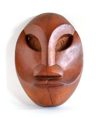 Mask; Molly Macalister; 1948-1950; 16