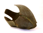 Untitled (hollow form); Molly Macalister; 1970; 44