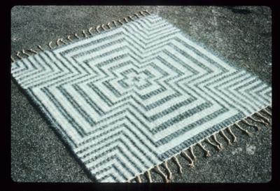 Three rugs; Collingwood, Peter; 1076021