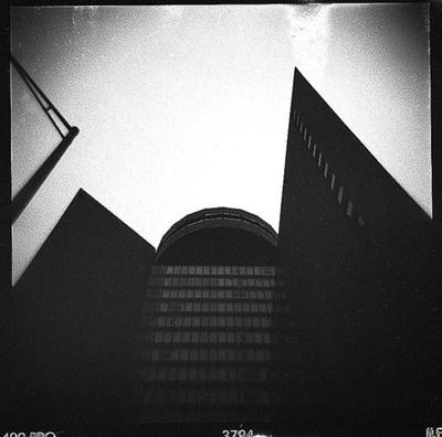 Eagle's Nest, Hyatt Regency, Indianapolis, Indiana, United States; 1977; Indianapolis, Indiana, USA; SB360.0001.0001