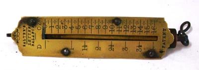 Letter balance; QS2008.607
