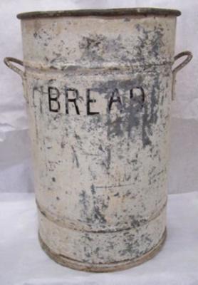 Bread bin; QS2008.291