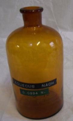 Bottle; QS2008.189
