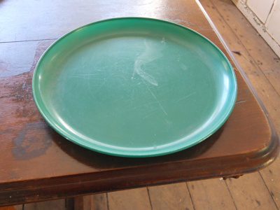 Plate; QS2008.350