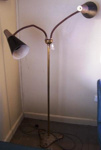 Adjustable Floor Lamp; QS2008.277.1-2