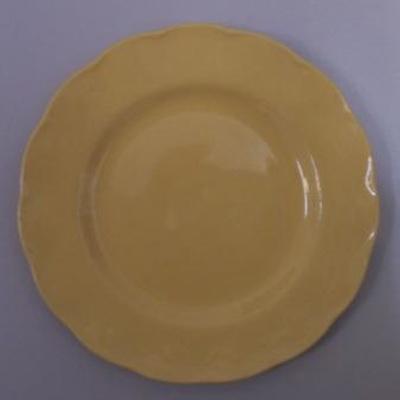Bread plate; QS2007.350.1-9