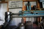 "Milking Machine, ""Dangar G."", pulsator type, made by Dangar Gedye & Malloch Ltd.; Dangar Gedye & Malloch Ltd."
