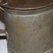 Milk Vendors' Measure, half gallon, made by T Swainson & Sons Pty Ltd, Dulwich Hill, used by C. E. Trevenar; T. Swainson & Son; c. 1900-50