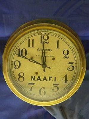 Brass Clock; 241