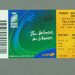 Rugby union match ticket - Australia v Ireland, 2003 Rugby World Cup; Unknown; 2003; M12108.1