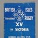 Rugby union match program, Victoria v British & Irish Lions, 1959; Unknown; 1959; 2008.233.4
