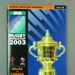 Rugby union match program - Wales v Canada, 2003 Rugby World Cup; Unknown; 2003; M12104