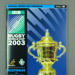 Rugby union match program - Australia v Ireland, 2003 Rugby World Cup; Unknown; 2003; M12106.2