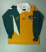 Australia rugby union (supporter) jersey, 1998(?); Unknown; Circa 1998; 2006.5603