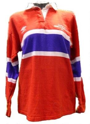 Great Britian Women's Jersey 1986; Umbro; 1986; 2007/409