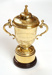 Trophy, Webb Ellis Rugby World Cup 2003 replica; Garrard; 2003; LDWRM:2006/247