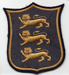 Jersey Badge - British Isles, 1936; 1936; 2001/43
