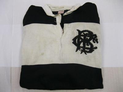 Barbarians Jersey, 1903; Geo Lewin Co. Ltd.; 1903; 2009/293