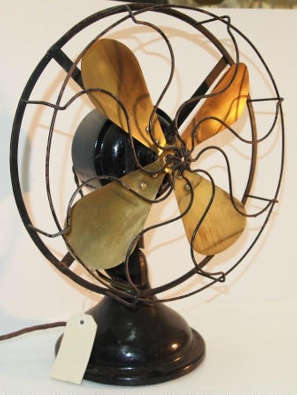 People Using Electric Fan : Electric fan diehl manufacturing co s city