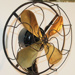 Electric fan; Diehl Manufacturing Co; 1920s; 8510