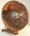 Parabolic electric heater; c.1910; 8509