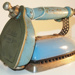 Aladdin kerosene iron; c.1939; 85217