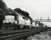 Photograph, Chicago & North Western freight train; 1966; M2003.32.7