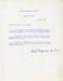 Letter, Invitation to Elmhurst Historical Museum Grand Opening; 1957; M2017.1.11