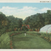 Postcard, Wilder Park; Elmhurst News Agency, C.T. American Art Colored, Chicago; 1929; M2012.1.70