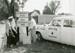 Photograph, Elmhurst police officers; 1955; M2012.12.6