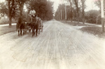 Photograph, Cottage Hill Avenue; O.G. Fischer; c. 1900; P73.1.11