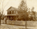 Photograph, House at corner of Cottage Hill Avenue & Virginia Street; Robert Ohlerich, Elmhurst; M2013.1.87