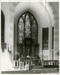 Photograph, Redeemer Lutheran Church, sanctuary; M2016.1.223