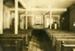 Photograph, Bird's Nest Chapel interior; M2016.1.86